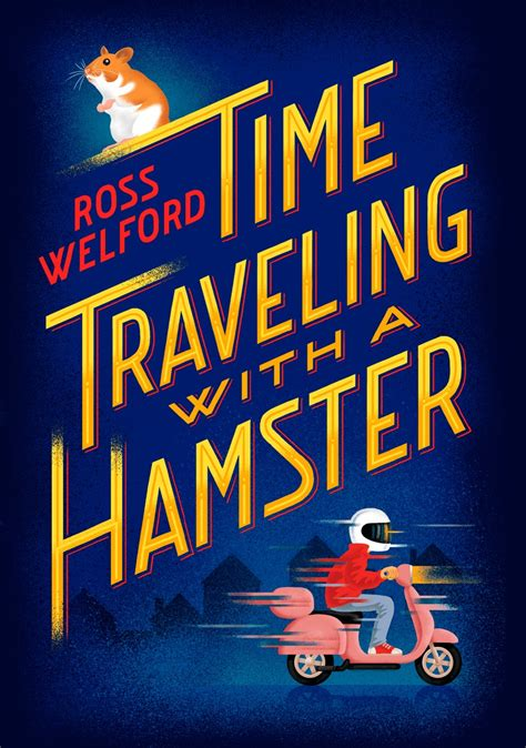 time with a time traveling with a hamster cover image www crackingthecover