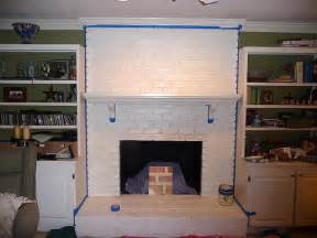 pro painters nyc painting white brick fireplace back
