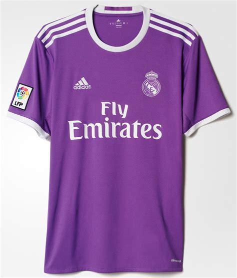 photo real madrid 2016 2017 les maillots de foot du real madrid 2017 maillots foot actu
