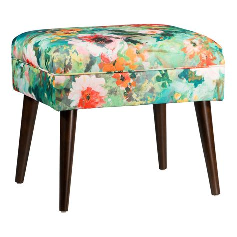 multi colored ottoman multi colored ottoman 54 2jltmlt the home depot