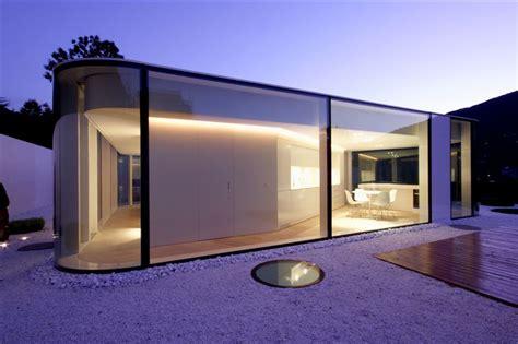 Maison En Verre by Maison En Verre Design Lugano House