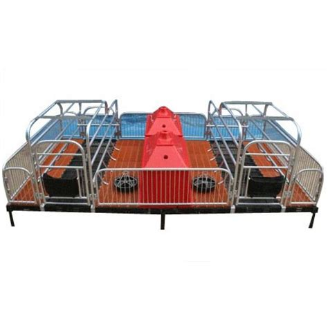 Feeders Supply Crates Pig Sow Farrowing Crate Gestation Stall Pen 3 6m 2 1m 1m