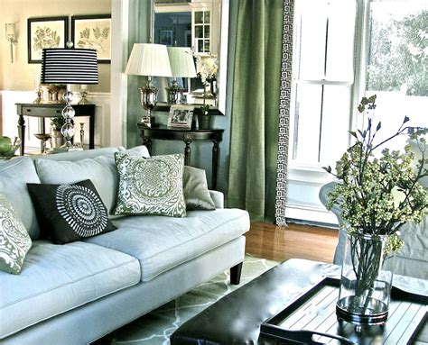 Blue Curtain Designs Living Room Inspiration Blue Sofa Transitional Living Room Benjamin Moments South Shore Decorating