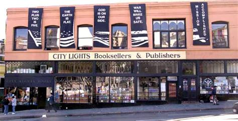 Lighting Stores San Francisco by City Lights Books