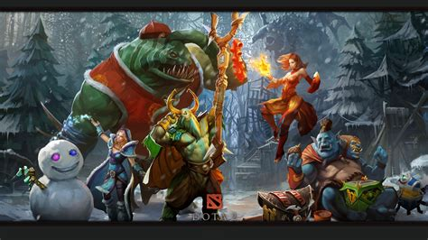 Dota2 Giveaway - dota 2 christmas treasure keys giveaway gt gamersbook
