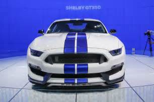 Ford Shelby Mustang Gt350 Ford Shelby Gt350 Mustang Has A Redline Above 8000 Rpm