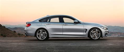 bmw serie 4 5 porte bmw 4 series gran coupe four door hatchback revealed