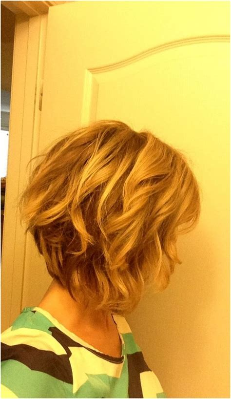 short layer wavy bob hair style 12 stylish bob hairstyles for wavy hair popular haircuts
