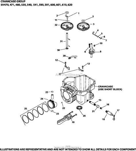 kohler parts diagram 1 2 hp kohler engine parts diagram imageresizertool