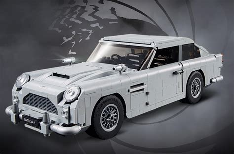 lego aston martin db5 lego creates bond aston martin db5 model autocar