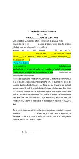 declaracion jurada puerto rico declaracion jurada propiedad cualificada