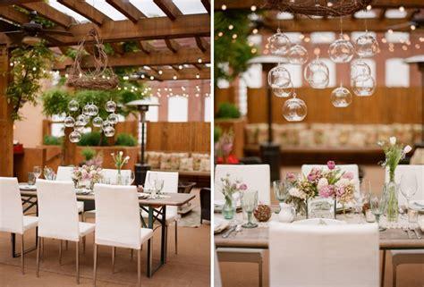 modern rustic herb inspired wedding ideas   detail