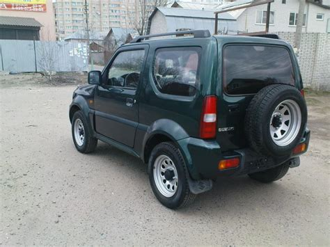 Suzuki Automatic For Sale 2008 Suzuki Jimny For Sale 1300cc Gasoline Automatic