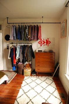 no closet no problem 9 ways to store your clothes when