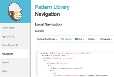 pattern library a list apart 50 style guide tools articles books and resources