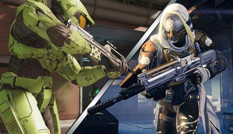 Destini Molitor Also Search For 5 Things Destiny Swiped From Halo News Opinion Pcmag