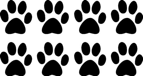 coloring pages of puppy paws puppy paw prints free coloring pages