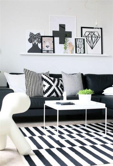 schwarz weiß wohnzimmer ideen 50 fotowand ideen die ganz leicht nachzumachen sind
