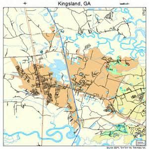 map of kingsland kingsland map 1343640