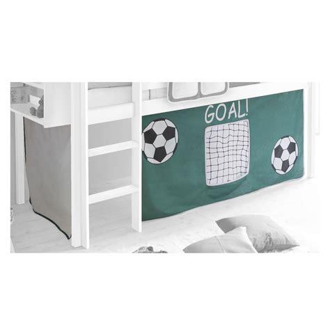 vorhang fussball vorhang goal mit fussball motiv mobilia24