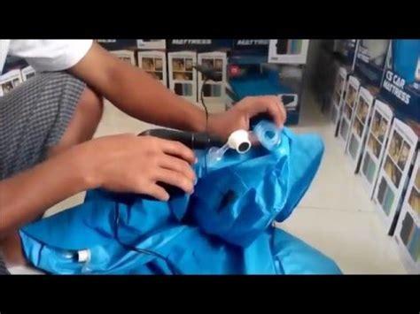 tutorial cara menyetir mobil tutorial cara memompa kasur mobil cs car mattress youtube