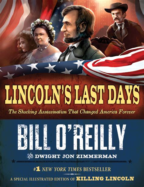 lincoln s last days bill o reilly macmillan