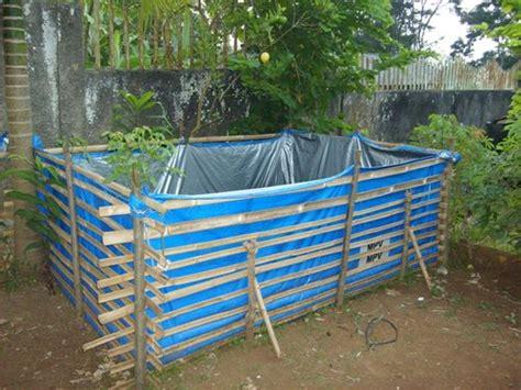 Harga Terpal Kolam Nila kolam terpal permata farm