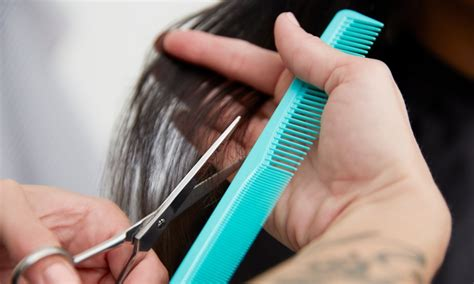 haircut deals hertfordshire cut and blow dry voguish groupon