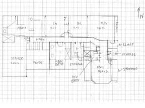 Draw A Floor Plan on graph paper how to draw a floor plan of house valine
