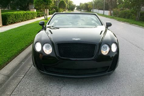 bentley sebring chrysler sebring bentley continental supersports replica