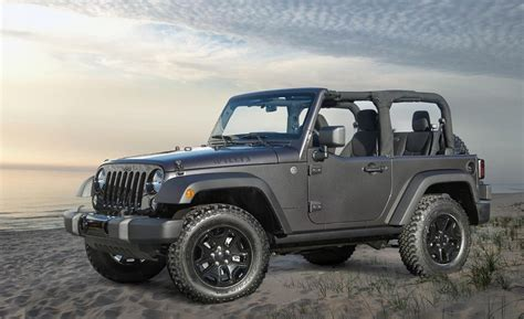 new jeep wrangler 2014 jeep wrangler willys wheeler edition review auto