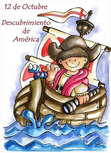 dia del descubrimiento de america educaci 243 n infantil psj d 237 a de la hispanidad