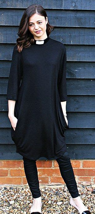 woman priest launches range  tailored clothes  female