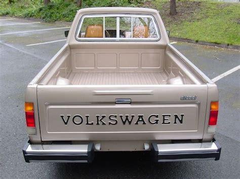 volkswagen rabbit 1990 22 best vw rabbit trucks images on pinterest cars