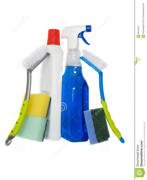 spring cleaner be spring cleaning stock image image 8944221