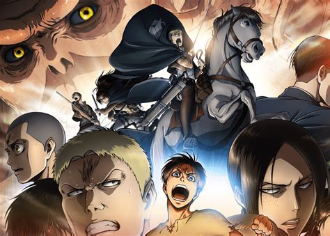 Attack On Titan 3 the wait for attack on titan season 3 will be much shorter