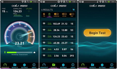 spedi test 6 android netspeed apps to test your connection