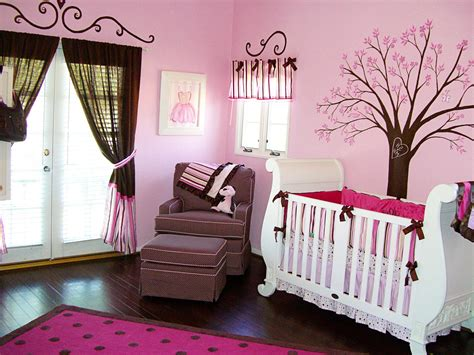 Hanging Decor For Nursery Baby Nursery Decor Brown Tree Baby Nursery Items Hanging Decoration Decals Peel Stick
