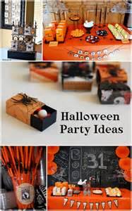 Halloween Party Ideas Valentine One Halloween Party Ideas