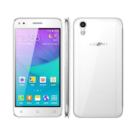 Advan S5f 8 Gb Putih jual advan i5c plus smartphone putih 8gb 2gb