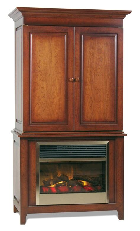 amish electric fireplace insert amish lancaster fireplace entertainment center fireplace inserts electric