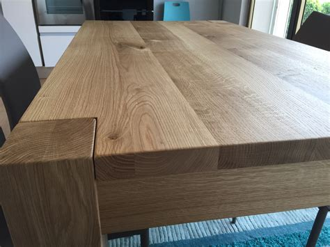 tavolo rovere massello tavolo in rovere massello 160x90 allungabile 260 tavoli