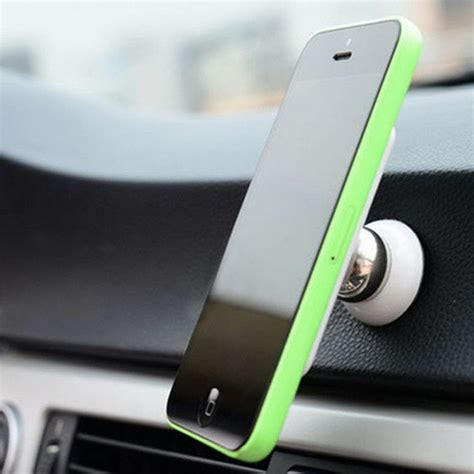 cell phone stand for 360 degree universal car phone holder magnetic air vent