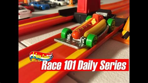 Wheels Hotwheels Wiener wheels 2017 wiener race 101