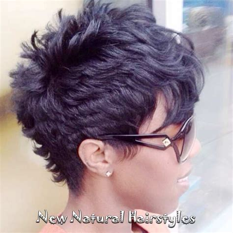 short braided pixie african american women best african american short natural hairstyles for women