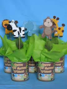 jungle centerpieces for baby shower 25 best ideas about jungle centerpieces on
