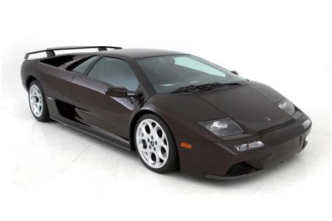 Last Lamborghini Diablo Heading to Barrett Jackson Auction