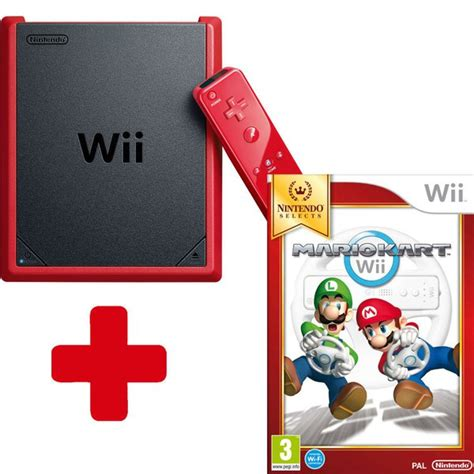 wii mini console wii mini console mario kart wii nintendo official uk store