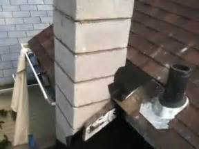 Building A Cinder Block House step to build chimney youtube