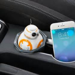 new car gifts for guys wars bb 8 usb car charger thinkgeek